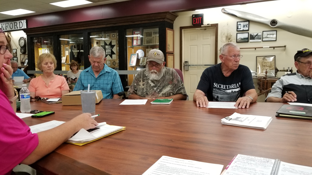 Bicentennial Planning Meeting